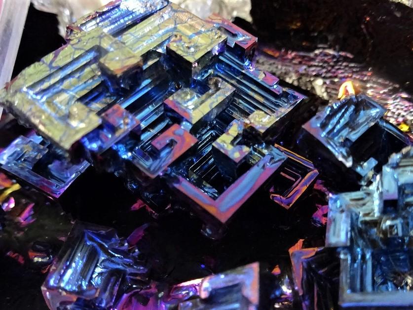 ビスマスの結晶づくり – 日々発見・江陽中科学部