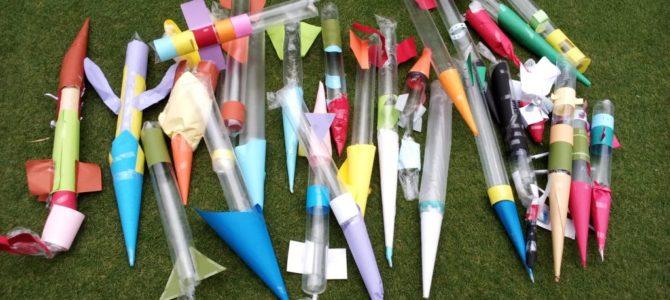 傘袋ロケット